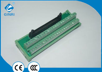 50P IDC Connector Interface Terminal Modules 2.54mm Pin Patch JR-50TBC